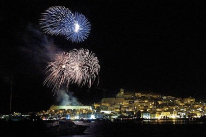New Year's parties on Ibiza