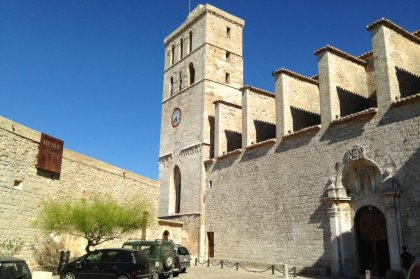 Ibiza Cathedral Race