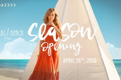 Nikki Beach Season Opening