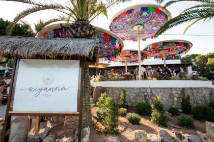 Aiyanna Ibiza opens with beach food festival