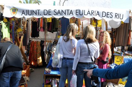 Stocks Fair in Santa Eulalia