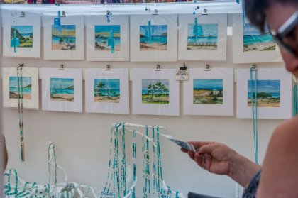 Artisan Fair 'Plaça d'Art' in Ibiza