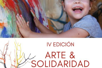 Auction art and solidarity at Hotel Pacha