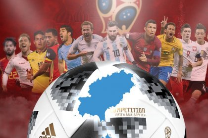 Where to watch the 2018 World Cup