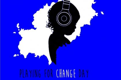 Playing for change DAY in Cala Llonga