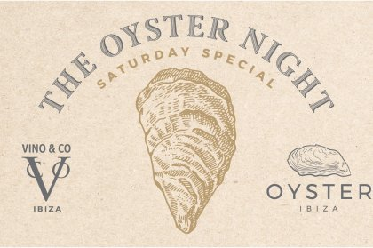 Vino&Co Saturday Special - Oyster Night