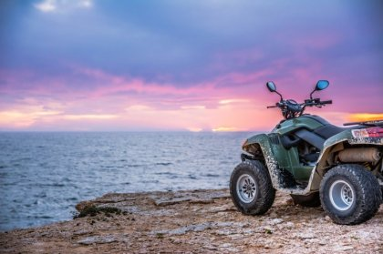 Quad & buggy excursions around the island