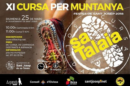 11th Sa Talaia Mountain Run
