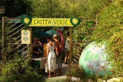 Sunday Vegan Lunch & Eco Tour at Casita Verde