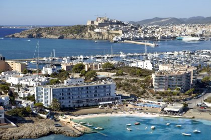 Hotels in Ibiza Town