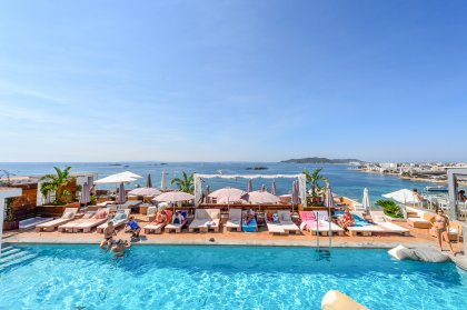 Apartments in Figueretas, Ibiza