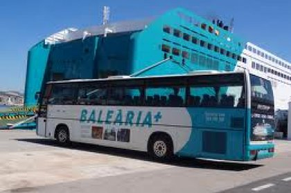 Balearia ferries to Ibiza & Formentera