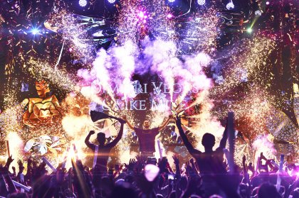 Tomorrowland presenta Dimitri Vegas & Like Mike