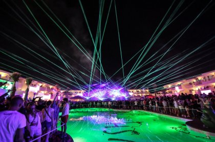Ushuaïa Ibiza Opening Party