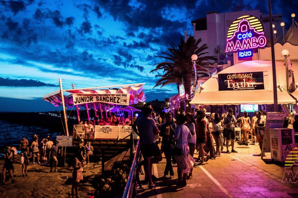 Cafe Mambo Announce Fatboy Slim Set Ibiza Spotlight