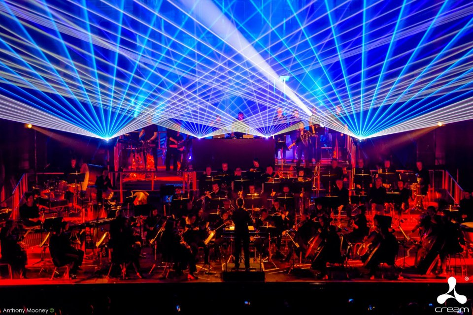 Cream classical live heads to belfast this summer ibiza for Ibiza house orchestra
