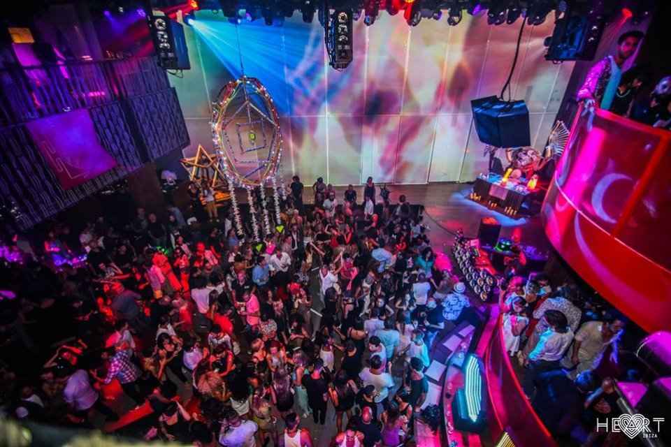 HEART Ibiza is known for pushing the boundaries of what a venue can aspire to be. The creative space will open its doors once again on Thursday 24 May with ... & Heart Ibiza reopens its doors in May | Ibiza Spotlight