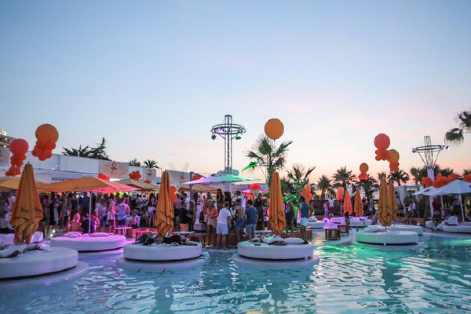 Calendar Ibiza June : Review ocean beach ibiza st birthday th june