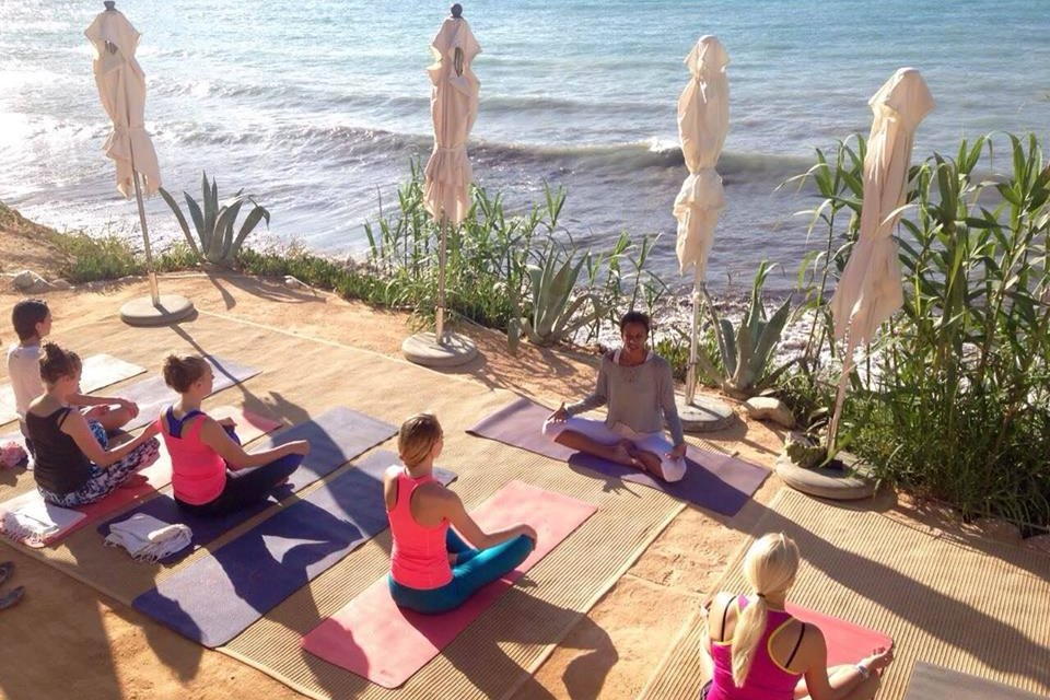 Image result for yoga amante ibiza