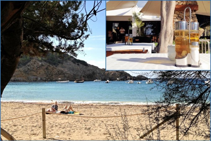 Can Jaume Restaurant, Cala Vadella Beach