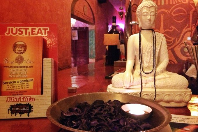 Winter restaurant ancient people ibiza spotlight for Ancient indian cuisine