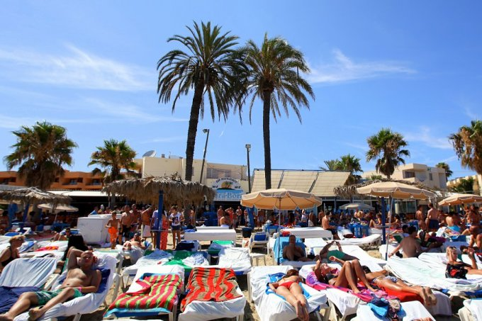 BoraBora Playa d'en Bossa, Ibiza by Spotlight