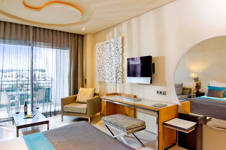 Santa Eulalia Hotel Spa Junior Suite