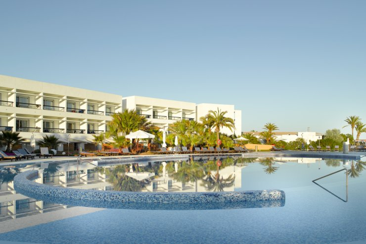 Grand Palladium Palace Ibiza Resort Amp Spa Playa D En