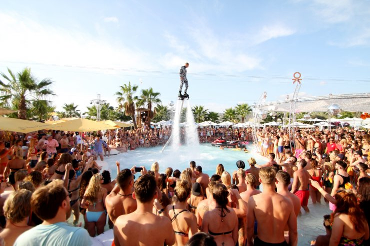 Image result for ocean beach club ibiza