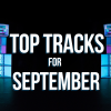 Hot new tracks for September