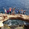 Community walks: joining a group, Ibiza