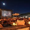 Open Air Cinema at Los Enamorados
