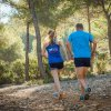 Weekly trail run with Running Ibiza