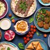 Night of Lebanese tapas at RE.ART in Ibiza town