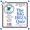 VIRTUAL EVENT: The Big Ibiza Quiz by Walking Ibiza
