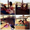 Charity yoga classes with SOS Yoga Ibiza