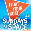 Float Your Boat - Sundays at Space Official Boat Party San Antonio logo