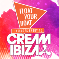 Float Your Boat - Cream Ibiza Official Boat Party