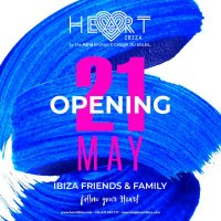 HEART Opening Party - CANCELLED