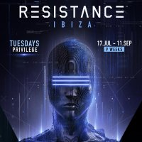 RESISTANCE - Privilege - Info, DJ listings and tickets ...