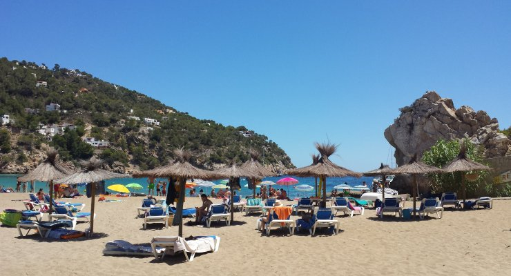 San Carlos Ibiza Mapa.Insiders Tips The North San Carlos Ibiza Spotlight