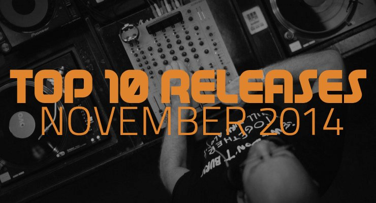 top 10 dance music november 2014