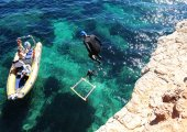 Cliff Diving Course Ibiza