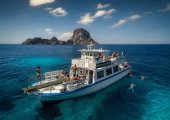 Aquabus | Sunday boat trip to Es Vedra