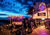 Cafe Mambo announce Fatboy Slim set