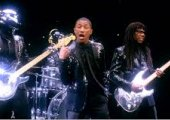Video: Daft Punk tribute video for Nile Rodgers