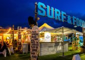 Fiesta time at Surf Lounge Ibiza