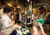 Christmas comes to Ibiza's markets