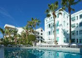 Get in now to book the stylish Es Vivé Hotel for 2017