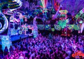 Video: Opening party of elrow at Amnesia, Ibiza